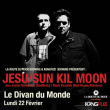 Concert JESU/SUN KIL MOON - le Divan du Monde à Paris - Billets & Places