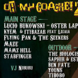 Soirée OH MY GOACHE : LUCIO BUKOWSKI & OSTER LAPWASS + MAZE