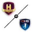Match HBC Nantes - Montpellier à REZÉ @ Salle métropolitaine de la Trocardière - Billets & Places