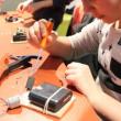 Expo Stage de science : crée ton robot cafard