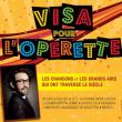 Concert VISA POUR L OPERETTE avec Mathieu SEMPERE