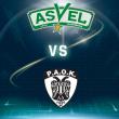 Match ASVEL - PAOK BC à Villeurbanne @ Astroballe - Billets & Places