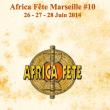 Festival PASS 10ème AFRICA FETE à Marseille @ Espace Julien - Billets & Places