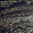 Soirée CRAZYJACK MEETS à PARIS @ Le Rex Club - Billets & Places