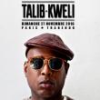 Concert Talib Kweli au Trabendo