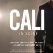 Concert CALI EN SCÈNE