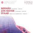 Soirée Monticule Kick-Off #2 w/ Rodhad, Jon Hester, Staab
