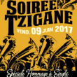 SOIREE TZIGANE - HOMMAGE A SINGHI