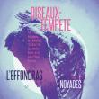 Concert NEW NOISE: OISEAUX TEMPETE & Guests + L'EFFONDRAS + NOYADES