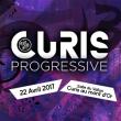 Soirée Curis Progressive #2 à CURIS AU MONT D'OR @ Salle du Vallon - Billets & Places