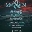 Concert OF MICE & MEN + MOTIONLESS IN WHITE + THE DEVIL WEARS PRADA à PARIS @ Petit Bain - Billets & Places