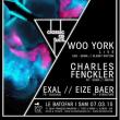Soirée CLASSIC AS FUCK w/ WOO YORK, CHARLES FENKLER, EXAL, EIZE BAER à Paris @ Le Batofar - Billets & Places