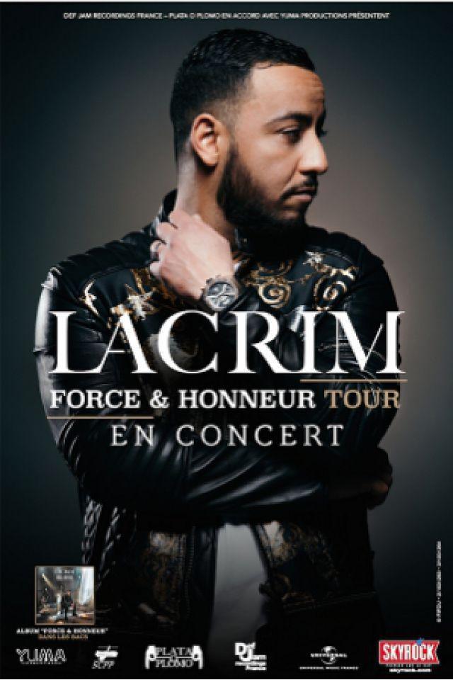 Concert LACRIM à AMNÉVILLE @ Galaxie - Billets & Places