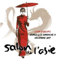 Billets SALON DE L'ASIE