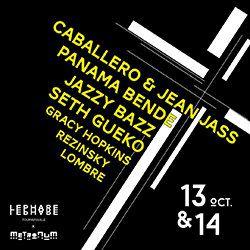 Billets Caballero & Jean Jass + Jazzy Bazz + Seth Gueko + Gracy Hopkins