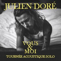 Billets Julien Doré